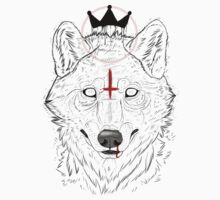 The Wolf King by mutinydesigns