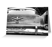 Beautiful Car Wreck near 100 mile House in BC, Canada Greeting Card