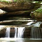 Waterfall 1 by Jory Authement