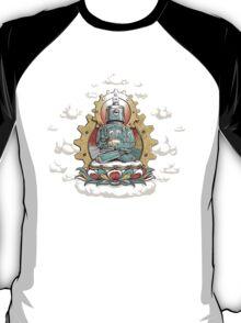"""""""Mr. Ohmz"""" the Buddha Bot v6 T-Shirt"""
