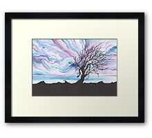 The Fall of Eden Framed Print