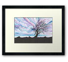 The Fall of Eden Framed Print