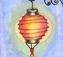 Paper Lantern 1 by Amy-Elyse Neer