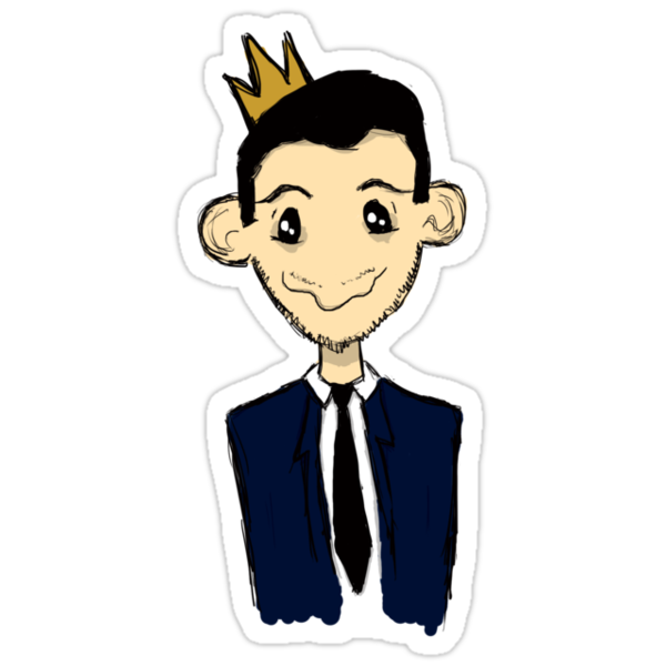 Jimmy In a Crown by almonster