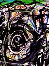 into an eye... by banrai