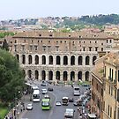 Roma panorama by Ben Fatma Marc