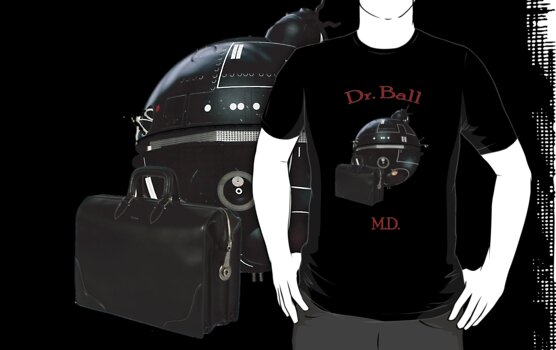 Doctor Ball M.D. by Kryshalis