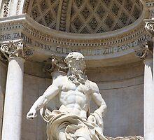 Fontana de Trevi, Roma by Ben Fatma Marc