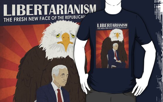 Libertarianism: The Fresh New Face of the Republican Party by Bas van Oerle