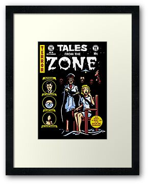 Tales From the Zone by ninjaink