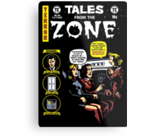 Tales from the Zone 2 Metal Print