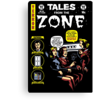 Tales from the Zone 2 Canvas Print