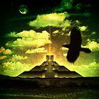 Mayan Dreamscape by Milton Thompson III