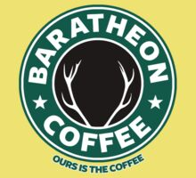 Baratheon coffee by bomdesignz