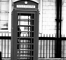 Phone Booth by jparks