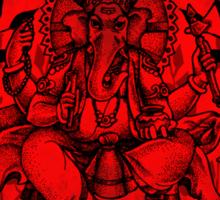 INDIANHEART Sticker