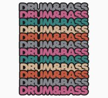 Drum & Bass (Fierce) by DropBass