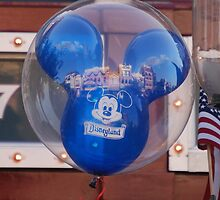 Main Street Balloon by Pschtyckque