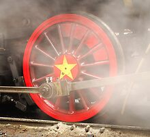 Steam Wheel by Pschtyckque