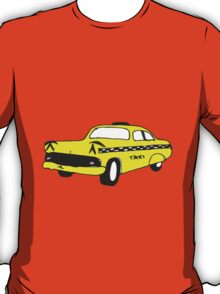 Cute Yellow Cab T-Shirt