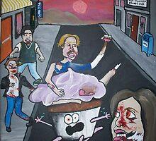 Cupcake apocalypse  by 324heathers