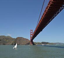 The Golden Gate Bridge by johnlimiac
