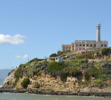 Alcatraz Island, Prison that Captures Your Heart by johnlimiac