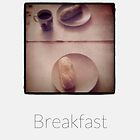 Breakfast - iPhoneography by Marcin Retecki