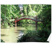 Crim Dell Bridge IV Poster