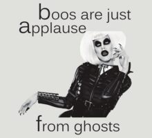 RuPaul's Drag Race Sharon Needles  Boos are just applause from ghosts by ekphoto