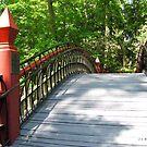 Crim Dell Bridge II by Jennie L. Richards