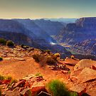 Beauty as far as the eye can see - Grand Canyon by Christina Brunton
