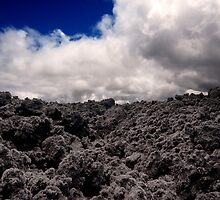 Lava Field 2 by Alex Preiss