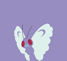 Butterfree Pokemon by HeyHaydn