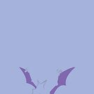 Aerodactyl Pokemon by HeyHaydn