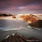 Sandbaai Rocks by Rob  Southey