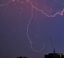 Lucky Lightning by Alan Gamble