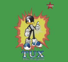 I.T HERO - TuxSonic Kids Clothes