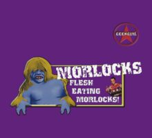 GeekGirl - Morlocks by AdeGee