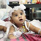 Baby girl by Ibrahim Asad