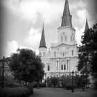 St. Louis Cathedral by mulith