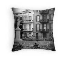 Cathedral Garden Throw Pillow
