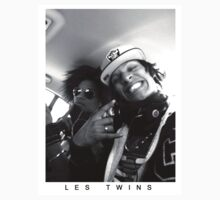Les Twins 2 by Jeanette 'Jet'  Treacy