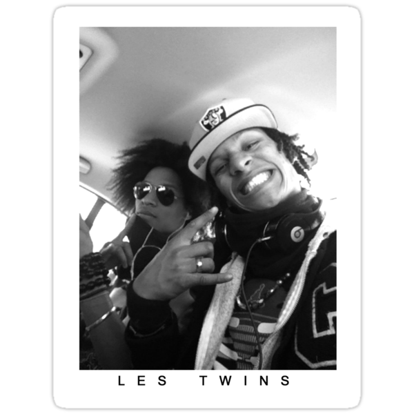 Les Twins 2 by Jeanette  Treacy