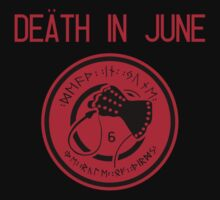 Death In June by ZedEx