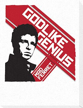 Godlike Genius 1 by Dave Welsh