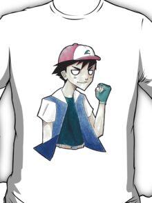Pokemon: Ash Ketchum T-Shirt