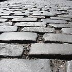 Cobble Stones - New York by Amanda Vontobel Photography
