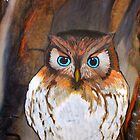 Cheryl's Little Owl (Zoey) by Karen L Ramsey