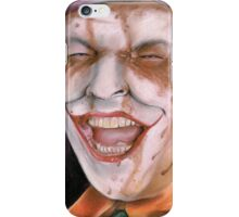 The Melting Joker iPhone Case/Skin